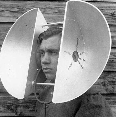 acoustic device ww2
