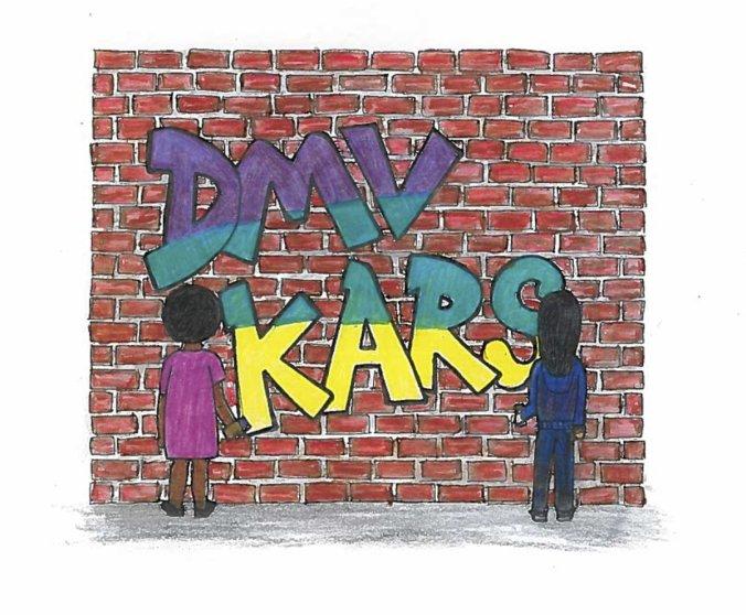 DMV KARS EP cover