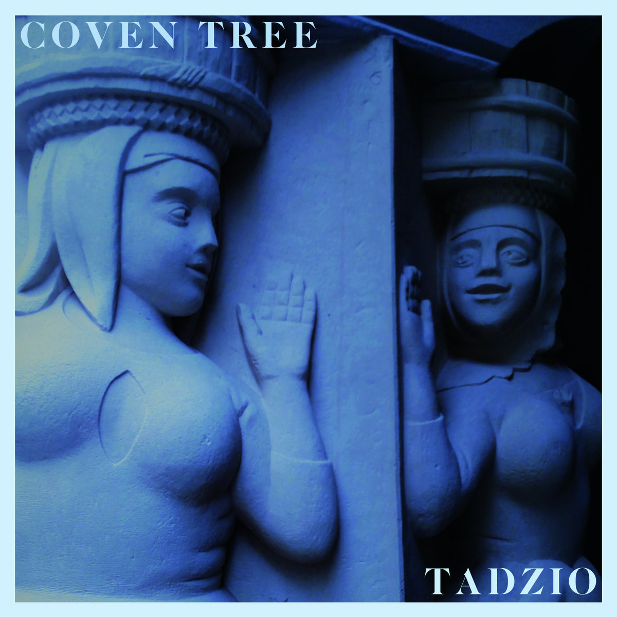 Coven Tree Tadzio split EP cover